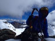 アンデスでの登山を終え帰国しました