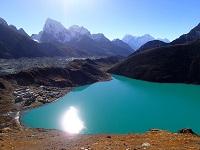 ネパールに行っていました